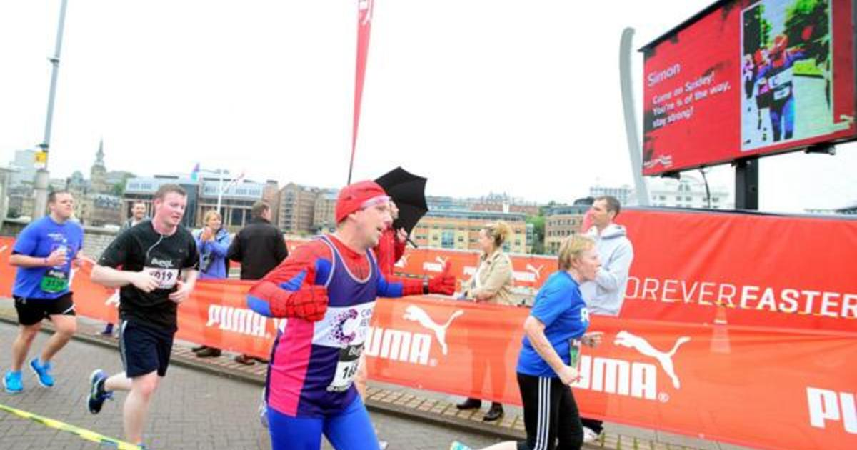 EventBeat and Nova Lift Spirits at Bupa's Great North 10K - Eventbeat