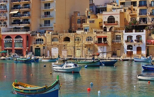 Malta Docks - Live and work in Malta