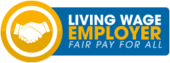 Living page employer logo