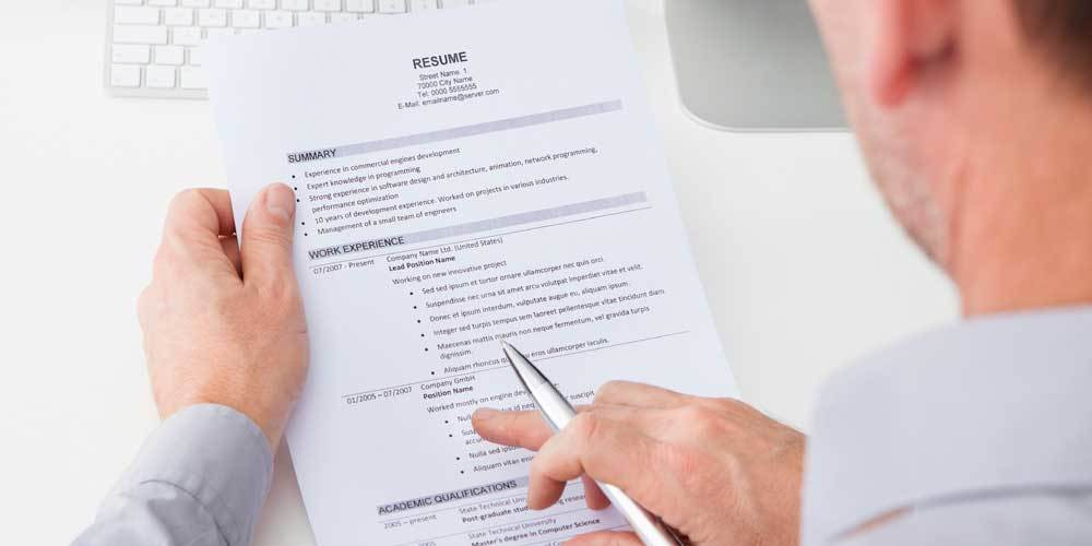 The dangers of putting incorrect information on your CV - Ambition UK