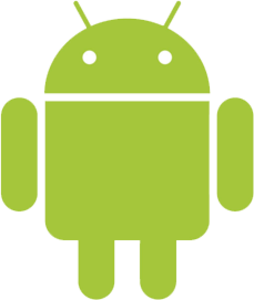Green Android logo