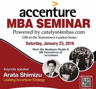 MBA Networking Events & MBA jobs - Catalyst4mbas