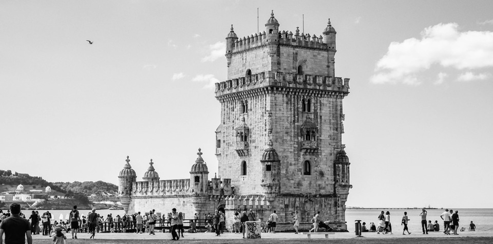 Belém Tower Lisbon, Portugal - Work in Lisbon