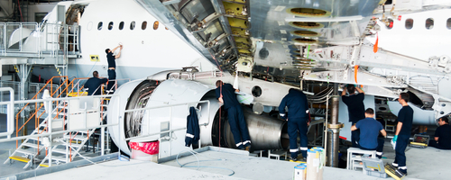 Aircraft repair