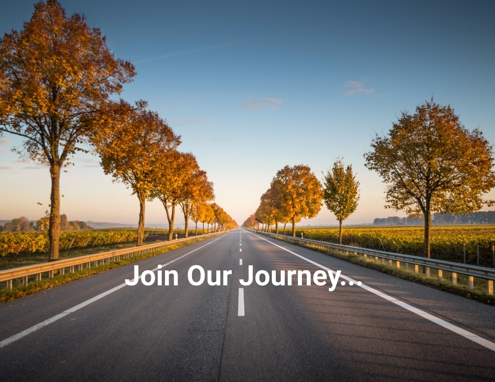 Join our journey