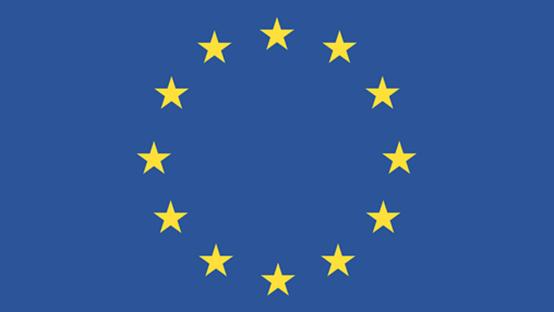 EU flag to reflect Julie Nicholl's blog about new EU regulations relating to medical devices
