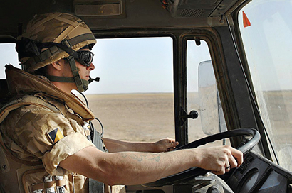 Transferring from civvy street after a career in the armed forces