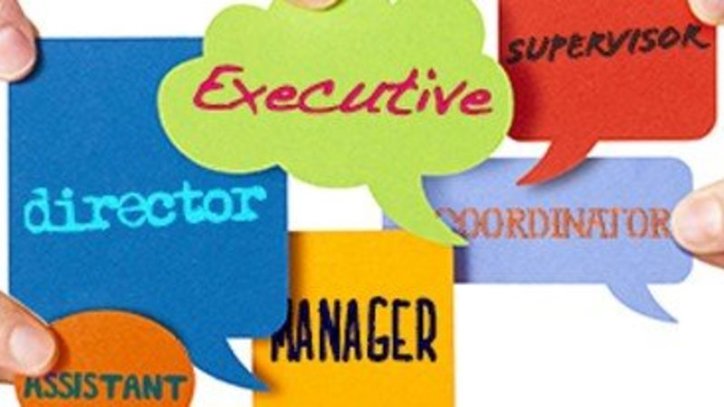 Job titles to attract candidates, the title of Alex Dobson's weekly blog
