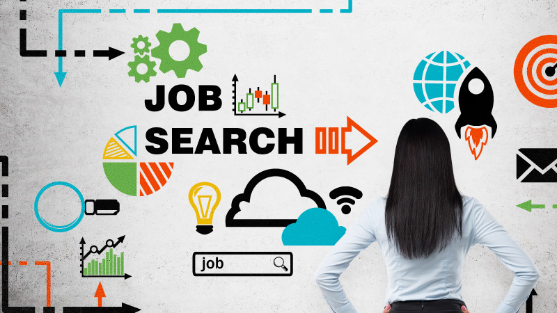 Steps to finding a new job