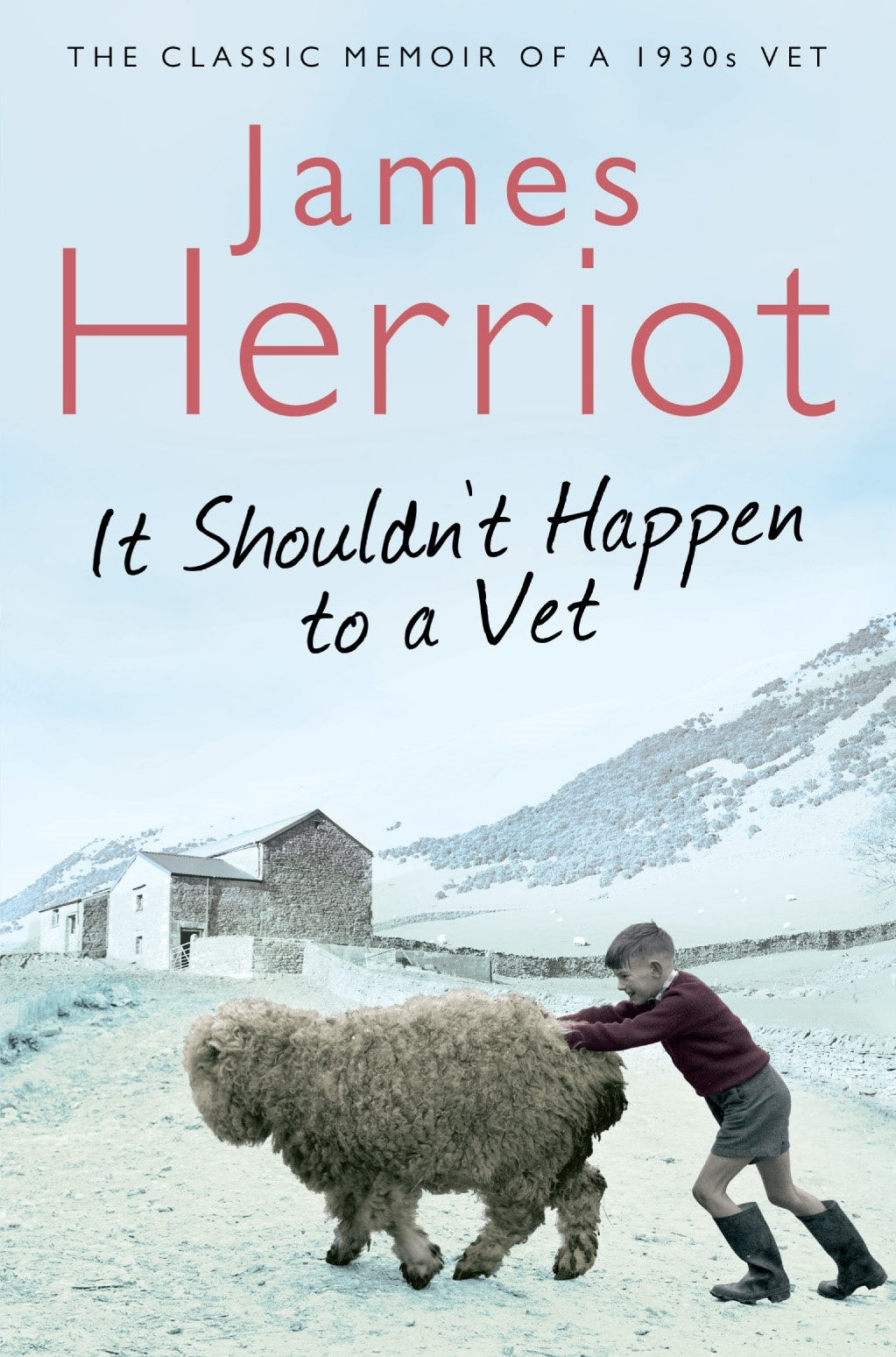 James Herriot Front cover of his book