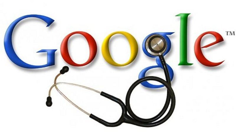 Google with Stethoscope