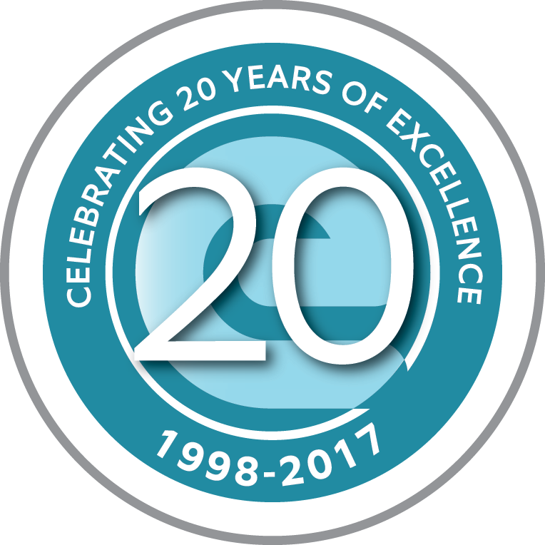 Entech celebrating 20 years of excellence