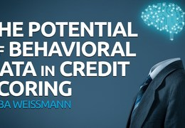 The Potential of Behavioural Data in Credit Scoring