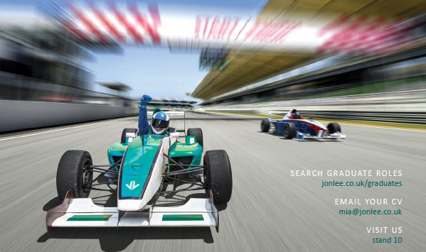 Motorsport image for recruitment company Jonathan Lee Recruitment