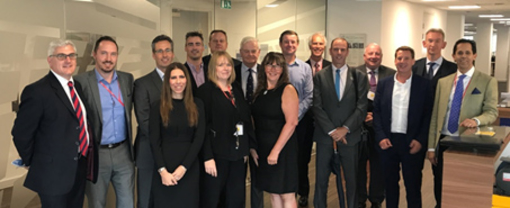 Rail Supply Group SMEs working with Jonathan Lee Recruitment to support ongoing growth in UK rail industry