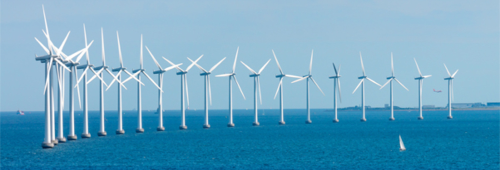 Offshore wind farms, asset management image for Jonathan Lee Recruitment