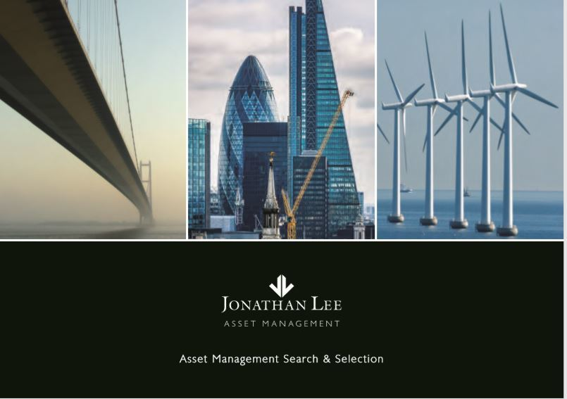 Jonathan Lee Asset Management brochure cover