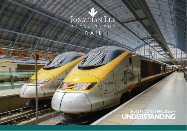 Jonathan Lee Rail Sector brochure front cover
