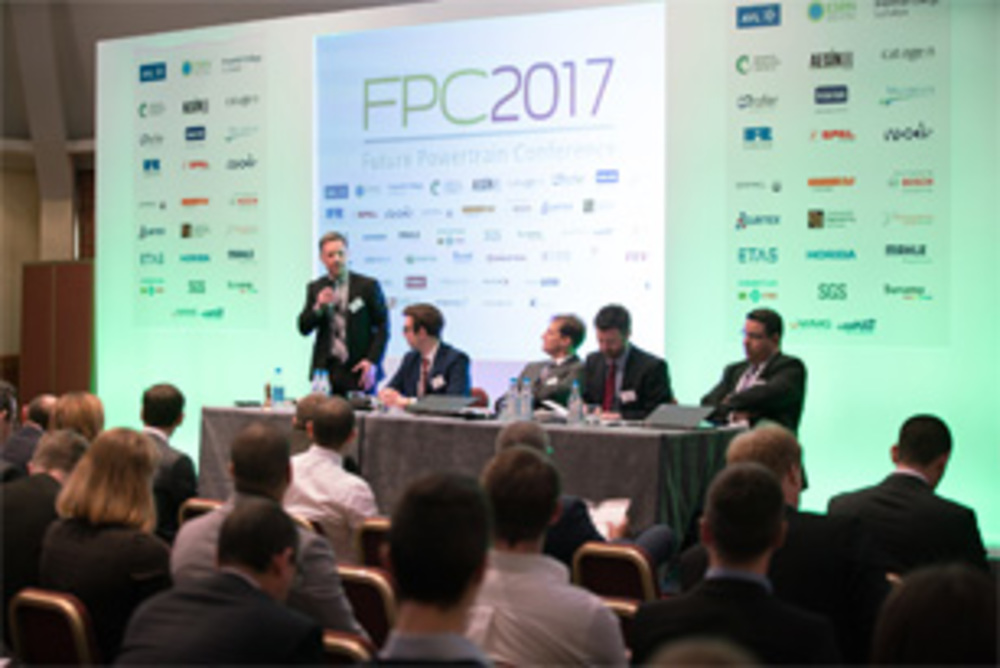 Lectures at the Future Powertrain Conference 2017