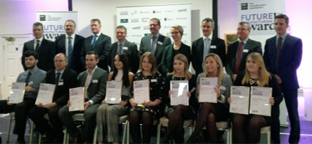 Nominees for EEF Future Manufacturing Awards