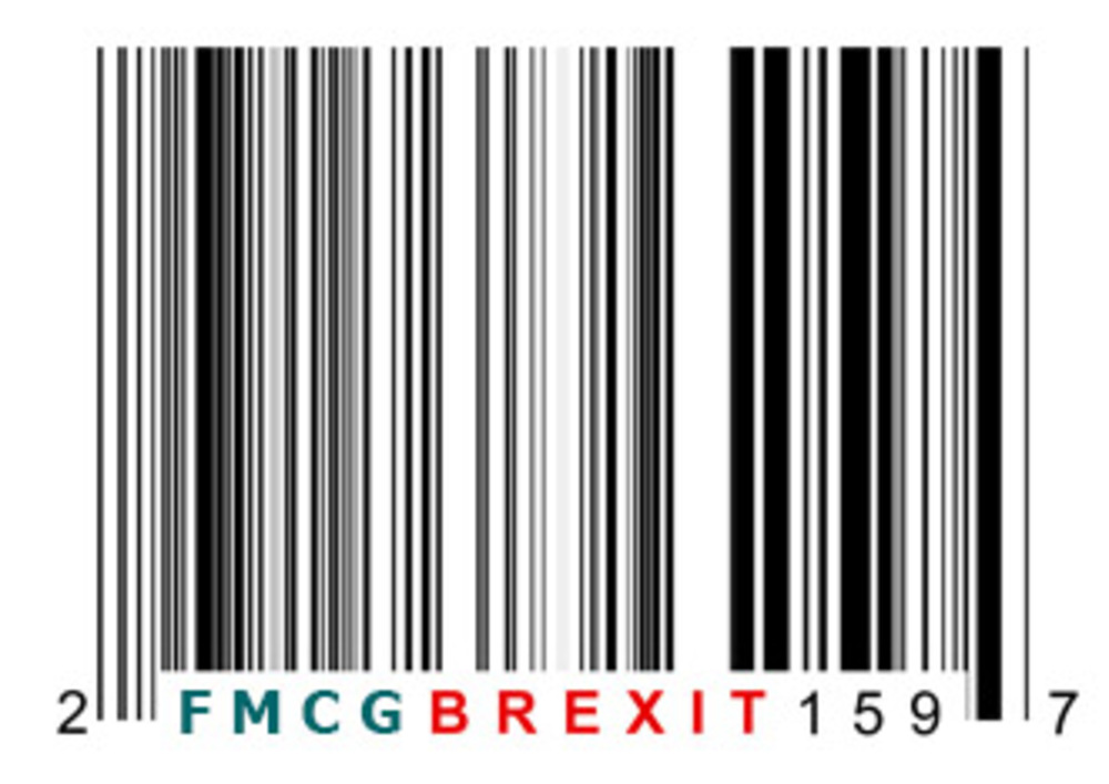 FMCG Brexit barcode image