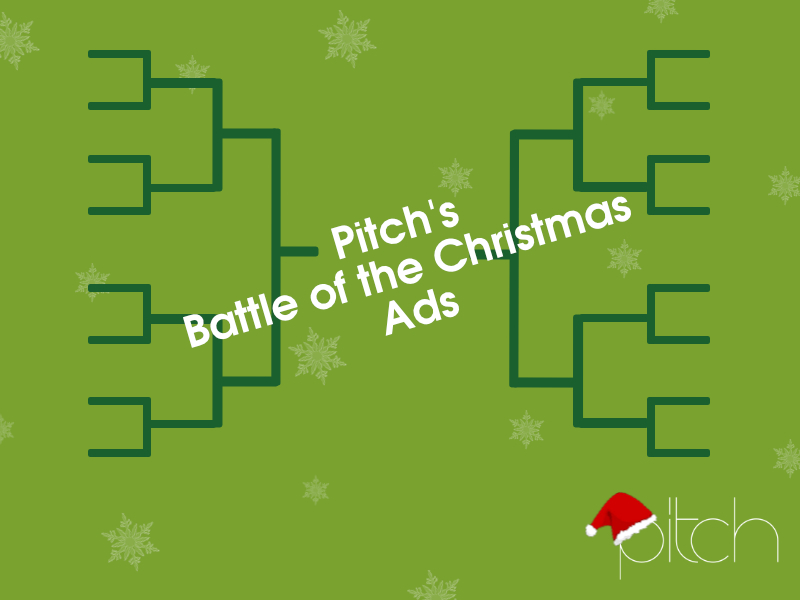 Christmas Ads.Pitch S Battle Of The Christmas Adverts Pitch Consultants