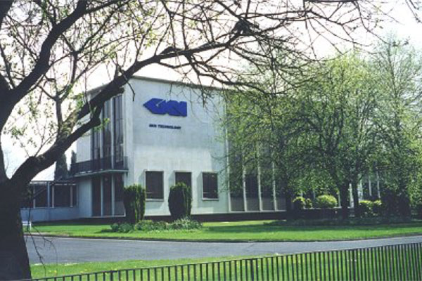 GKN Technical Centre in Wolverhampton