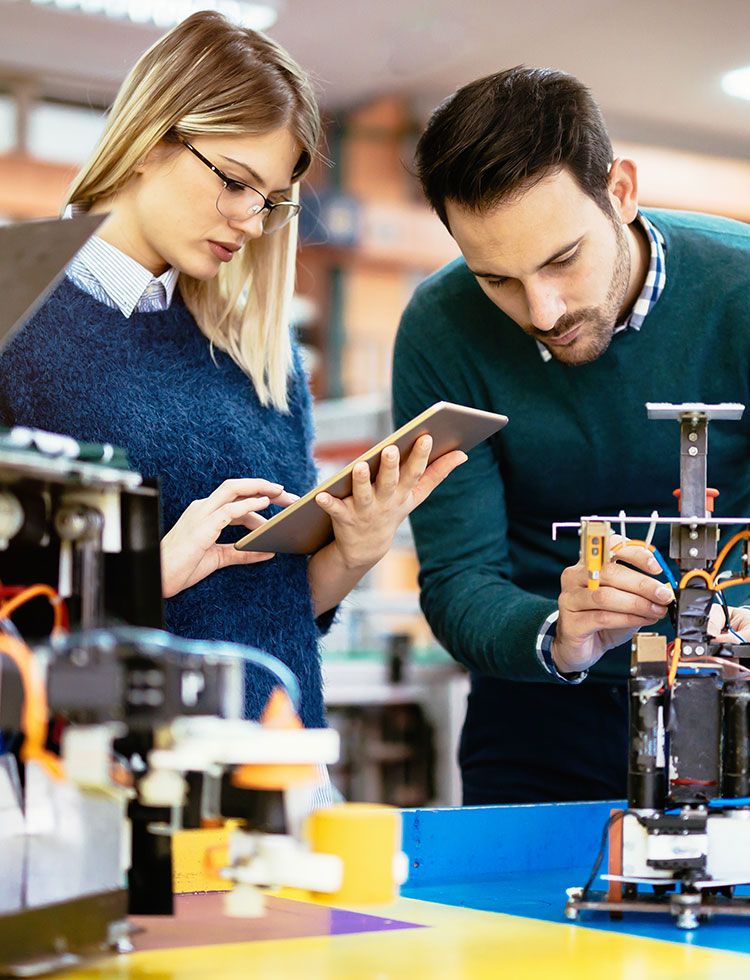 Engineering jobs and careers in the technical and manufacturing industry