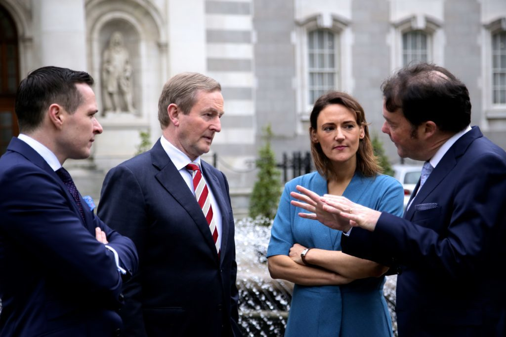 enda kenny talent summit