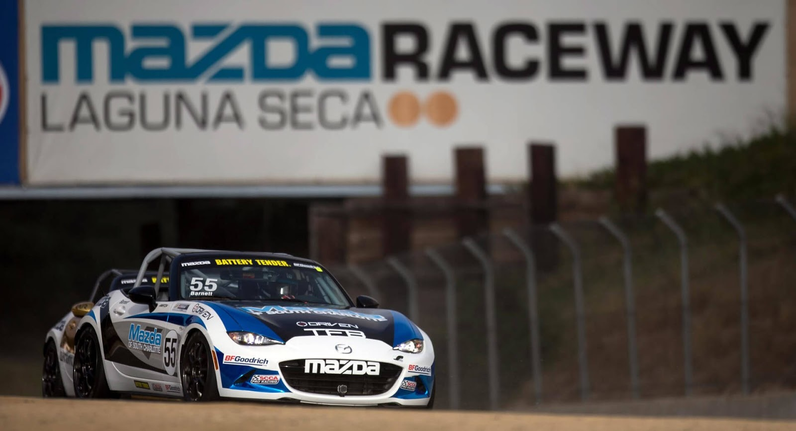 Mazda Parts Company With Laguna Seca - Autolink
