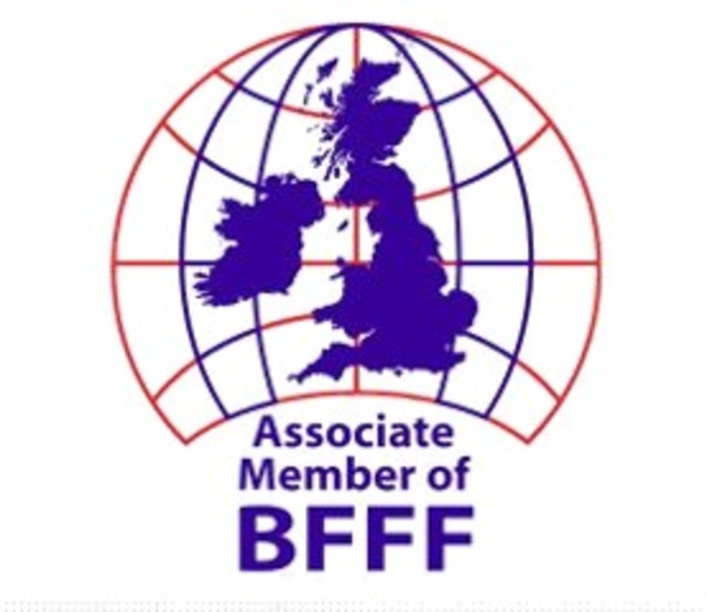 BFFF logo, British frozen foods federation logo