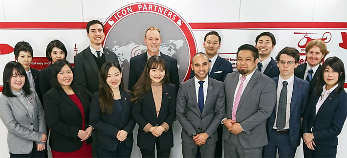 ICON PARTNERS STAFF