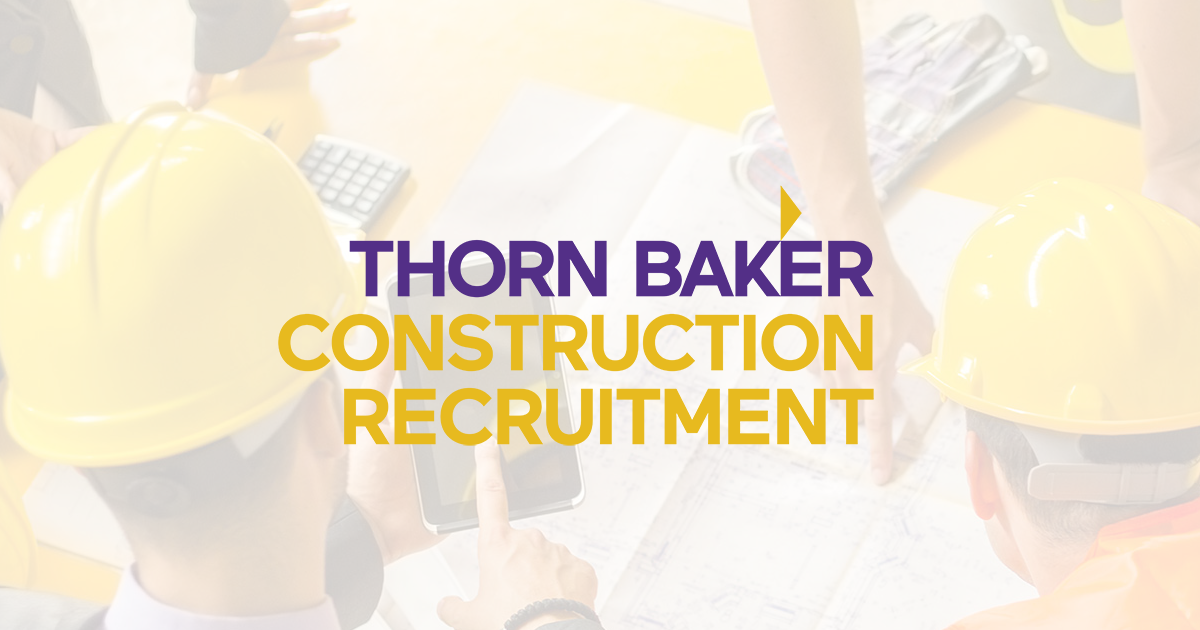 We're proud to be your local go-to Construction recruitment agency