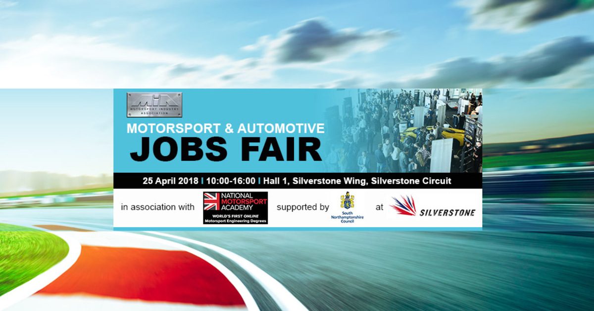 bf62b4c07a6 MIA Motorsport   Automotive Jobs Fair - 2018 - Jonathan Lee