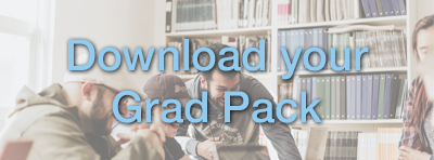 Download a graduate information pack