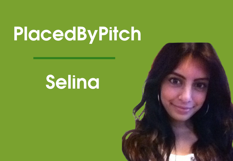 PlacedByPitch Selina