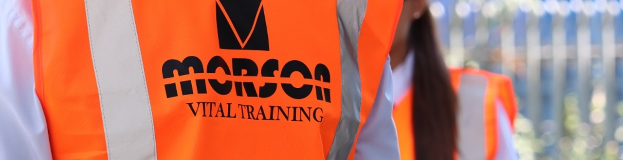Morson Vital Training apprentice