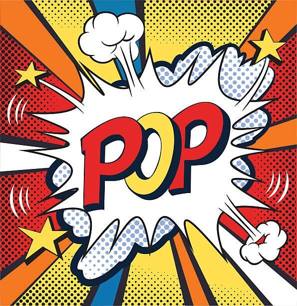 comic, pop, cartoon, pow