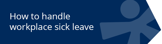 How to handle workplace sick leave