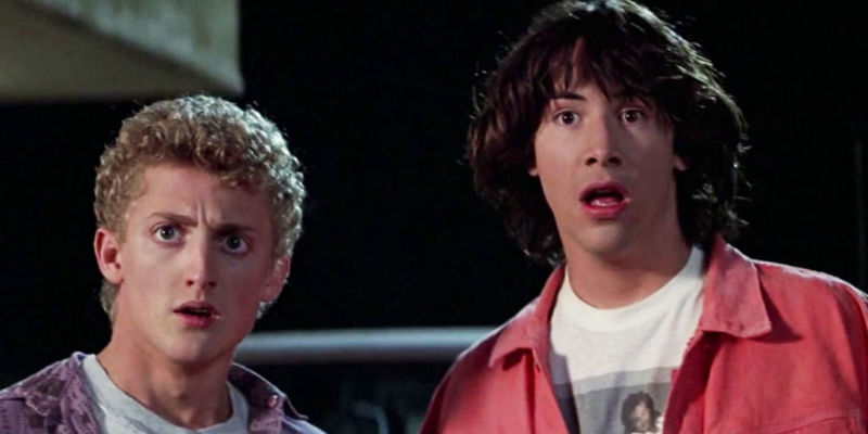 Bill and Ted Clueless-what do we do in 5 years time?