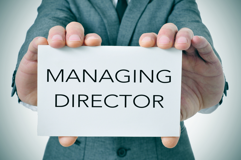 Managing Director Role