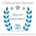 4Recruitment Services Neuven Award 2018