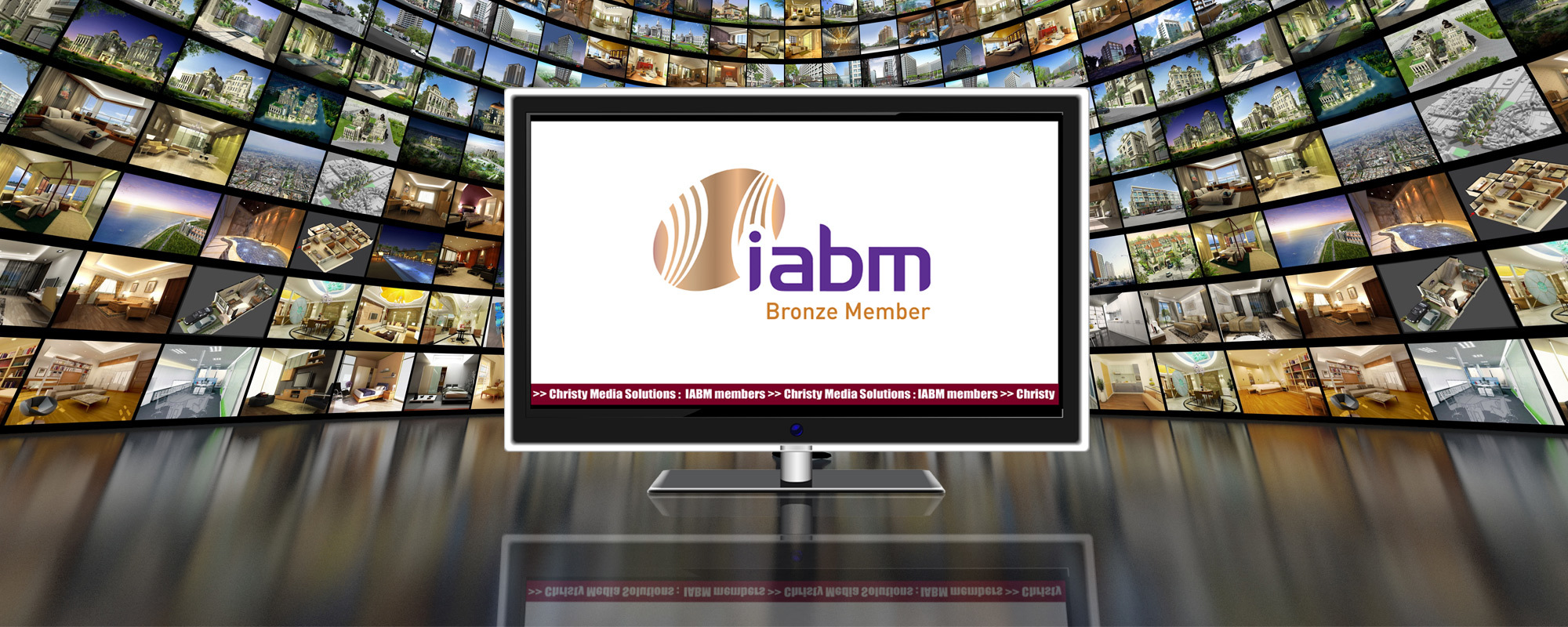 Christy Media Solutions is an IABM member – we recruit for jobs in broadcast and media