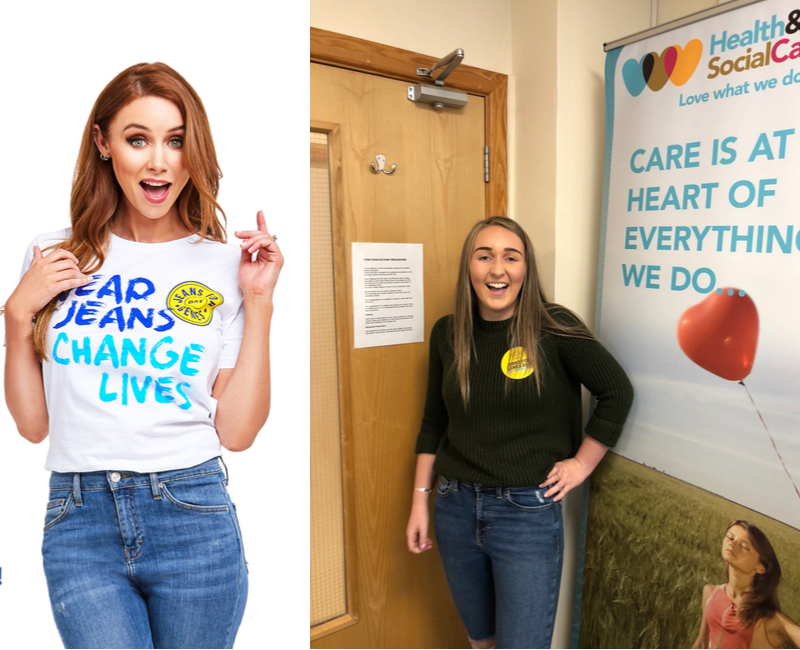 Rachael Hall Una Healey Jeans for Genes