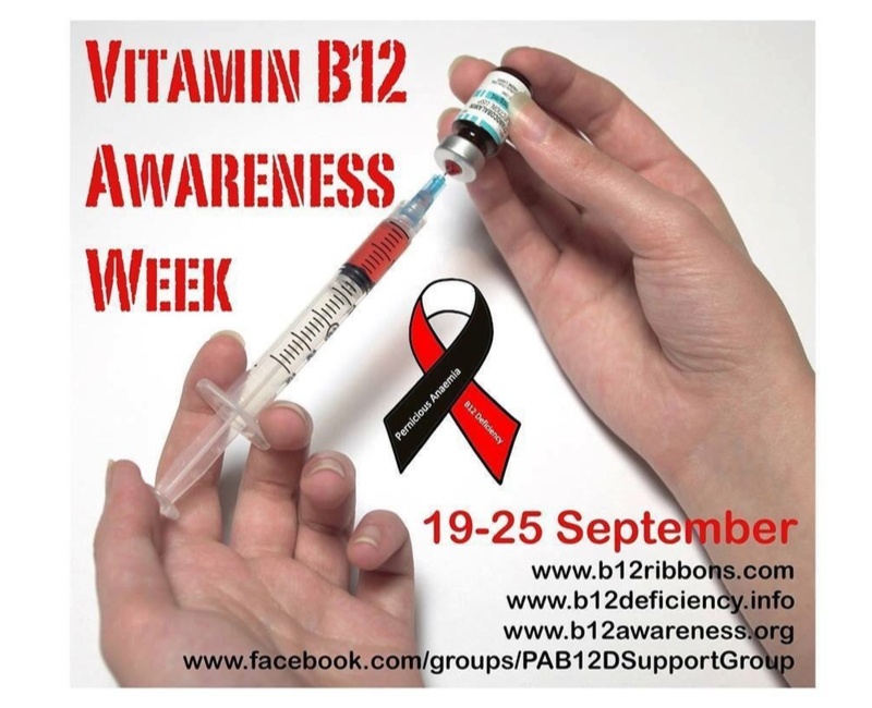 B12 Awareness Week: My Journey to discovering I had Pernicious