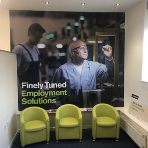 Employment Solutions out with the old in with the new