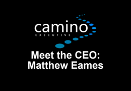 Meet the CEO: Matthew Eames