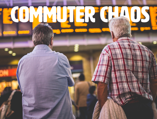 IS THE LONG COMMUTE REALLY WORTH IT?
