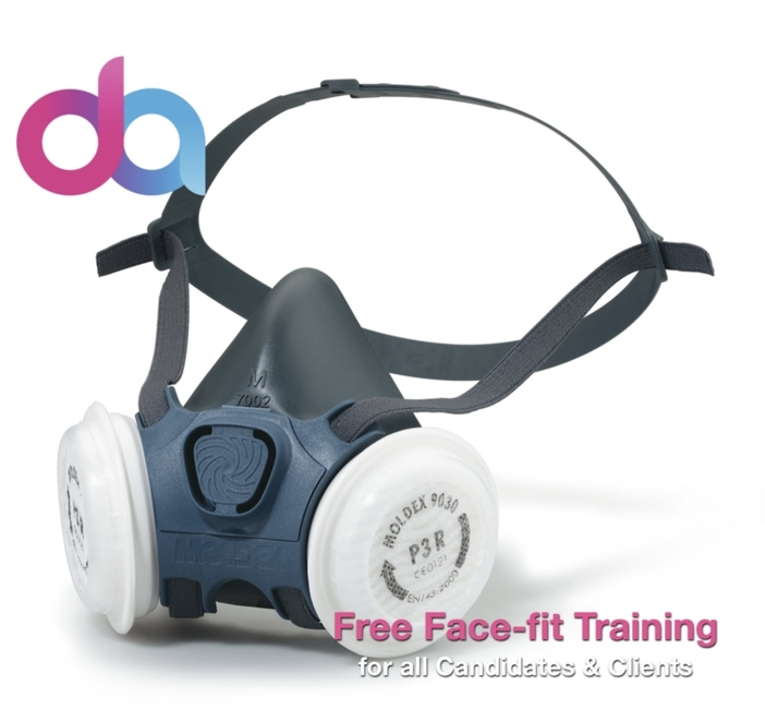 Face fit RPE Mask and Training