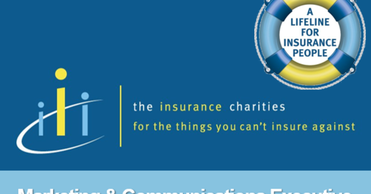 2cacba3403593 A unique opportunity to join The Insurance Charities - Harris Hill